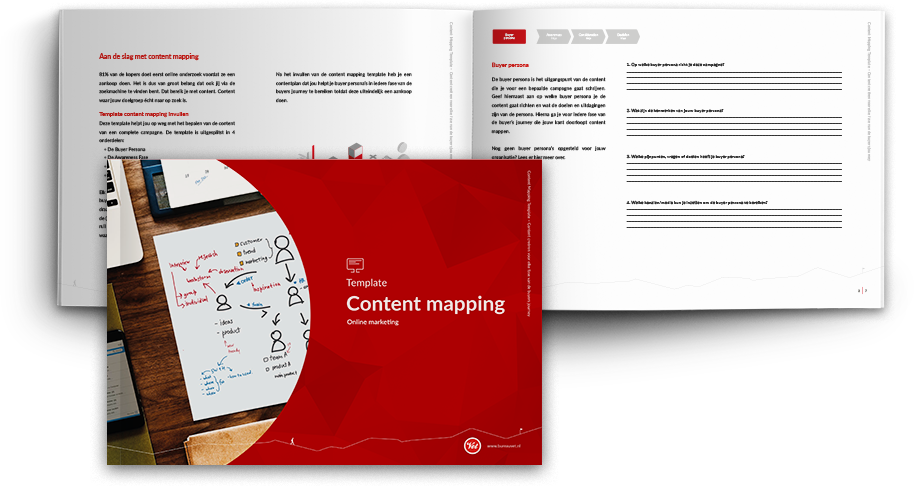 CONTENT MAPPING TEMPLATE 2