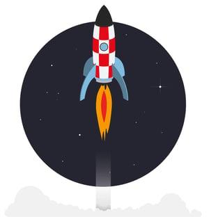 Raket-ruimte